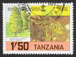 Tanzania - Scott #238 Used (3) - Tanzania (1964-...)