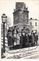 """UKRAINE. #1611  A PHOTO. """"CRIMEA. SIMFEROPOL. A GROUP RESTING AT THE MONUMENT. *** - Proyectores De Cine"""