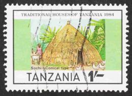 Tanzania - Scott #250 Used (2) - Tanzania (1964-...)