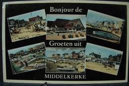 CP. 2573. Bonjour De Middelkerke - Middelkerke