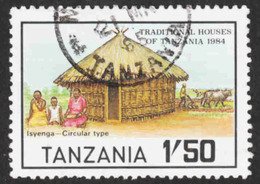 Tanzania - Scott #251 Used (2) - Tanzania (1964-...)