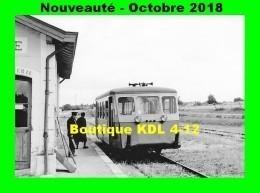 AL 543 - Autorail Billard N° 902 En Gare - LIGRE RIVIERE - Indre Et Loire - CFD - Sonstige Gemeinden