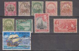 Bermuda Ships 10v Used (see Scan) 42344) - Bermuda