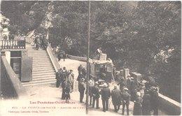 FR66 PRATS DE MOLLO - LA PRESTE - Labouche 855 - Arrivée De L'autobus - Animée - Belle - Autres Communes
