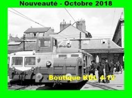 AL 546 - Autorail FNC N° X 8013 En Gare - TOURS - Indre Et Loire - CFD - Tours