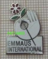 EMMAUS INTERNATIONAL En Version EGF - Verenigingen