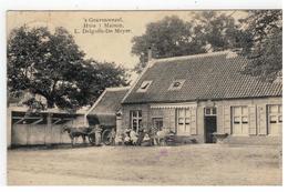 's Gravenwezel.  Huis / Maison.  L.Delgoffe-De Meyer 1914 - Schilde
