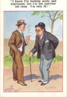 Mc Gill Donald - Comic Humour  Pub Inter Art No7538 Marriage Theme - Mc Gill, Donald