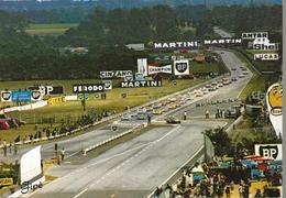 Le Mans--- Circuit Des 24 H- Fin Du Tour De Reconnaissance Avant Le Depart Lancé - Le Mans