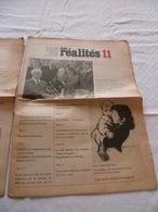 """Lot De 3 Journaux """"RDA Réalités"""" 1988 Et 1989 ,  République Démocratique Allemande - Kranten"""