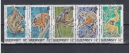 Guernsey Michel Cat.No. Mnh/** 465/469 - Guernesey
