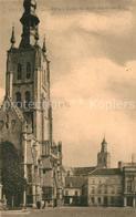 73524530 Tirlemont Grand Place Eglise De Notre Dame Au L Tirlemont - Bélgica