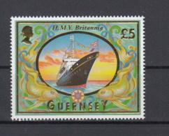 Guernsey Michel Cat.No. Mnh/** 781 - Guernesey