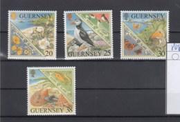 Guernsey Michel Cat.No. Mnh/** 808/811 - Guernesey