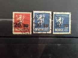 Nº 128-130 - Norwegen