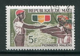 MALI- Y&T N°96- Oblitéré - Mali (1959-...)