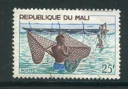 MALI- Y&T N°93- Oblitéré - Mali (1959-...)