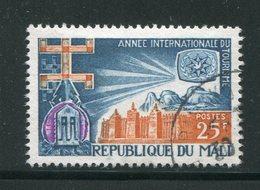 MALI- Y&T N°100- Oblitéré - Mali (1959-...)