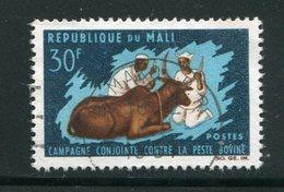 MALI- Y&T N°99- Oblitéré - Mali (1959-...)