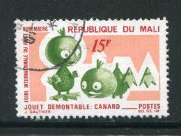 MALI- Y&T N°122- Oblitéré - Mali (1959-...)