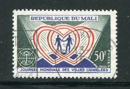 MALI- Y&T N°109- Oblitéré - Mali (1959-...)