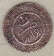 MAROC. 1 Mouzouna (Mazouna) AH 1320 Fez , Frappe Médaille . Rare - Maroc