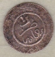 MAROC. 1 Mouzouna (Mazouna) AH 1320 Fez , Frappe Médaille . Rare - Morocco