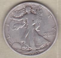 Etats-Unis. Half Dollar 1935. Walking Liberty. Argent - EDICIONES FEDERALES