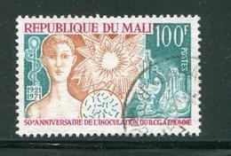 MALI- Y&T N°154- Oblitéré - Mali (1959-...)
