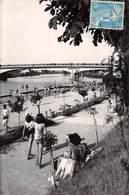 95 - Persan- Beaumont - Beau Plan Animé De La Page - Le Nouveau Pont Magnifiquement Animé - Persan