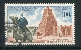 MALI- P.A Y&T N°12- Oblitéré - Mali (1959-...)