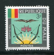 MALI- Service Y&T N°14- Neuf Sans Charnière ** - Mali (1959-...)