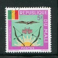 MALI- Service Y&T N°15- Neuf Sans Charnière ** - Mali (1959-...)
