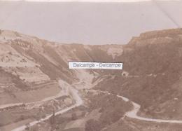 JURA REVIGNY 1890/1900 - Photo Originale De La Vallée Et La Ligne De Tramway - Lieux