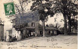 LE BRUGERON - Place De L'Eglise - Frankreich