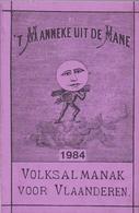 't Manneke Uit De Mane – 1984 (nr. 62) – Volksalmanak Voor Vlaanderen. - Books, Magazines, Comics