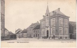 Londerzeel - Het Gemeentehuis En Omgeving - Geanimeerd - Uitg. J. Van Molle - Londerzeel