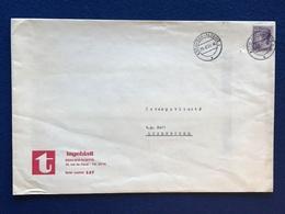 Luxembourg - Enveloppe - Tageblatt - Esch-sur-Alzette - 29.08.74 - Lettres & Documents