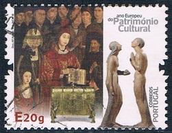 Portugal - Année Européenne Du Patrimoine Culturel 4364 (année 2018) Oblit. - 1910-... République