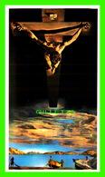 ARTS, PEINTURES - SALVADOR DALI, CHRIST OF ST JOHN ON THE CROSS - GLASGOW ART GALLERY - - Peintures & Tableaux