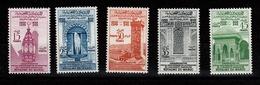Maroc - YV 405 à 409 N** Complete Université Karaouiyne - Morocco (1956-...)