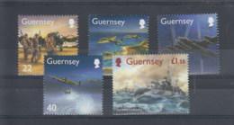 Guernsey Michel Cat.No. Mnh/** 955/959 - Guernesey