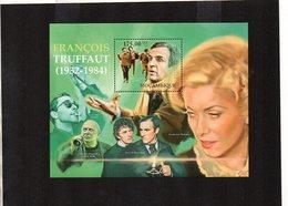 MOZAMBIQUE. CINEMA. FRANÇOIS TRUFFAUT. MNH (4R2707) - Cinéma