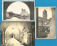 (G178) ORVAL - Abbaye, Cloître, Moine, Ruines, - Florenville