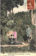 Carte Postale Ancienne De PONTCHARRA Sur TURDINE - Pontcharra-sur-Turdine