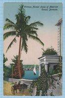 America. Antilles / Post Card / Bermuda. American Embassy Architecture 1900s - Bermudes