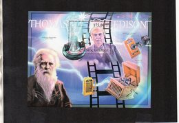 MOZAMBIQUE. SCIENCE. THOMAS EDISON. MNH (4R2806) - Sciences