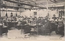 Bort Les Orgues Correze - Etablissements Mégemond - Les Garnisseuses - La Corrèze Illustrée - Autres Communes