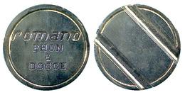 04604 GETTONE JETON TOKEN WASHING ROMANO PHON & DOCCE - Italy