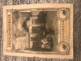 Quaderno Scolastico Visioni Africane Occupazione Di Harrar Manoscritto - Manoscritti